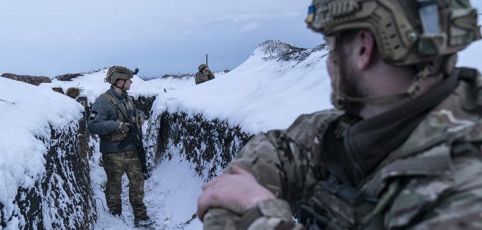 Ukraine ohne Krieg! – Ostern 2021