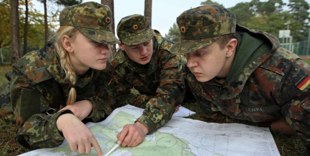 Freiwilligendienst in der Bundeswehr?