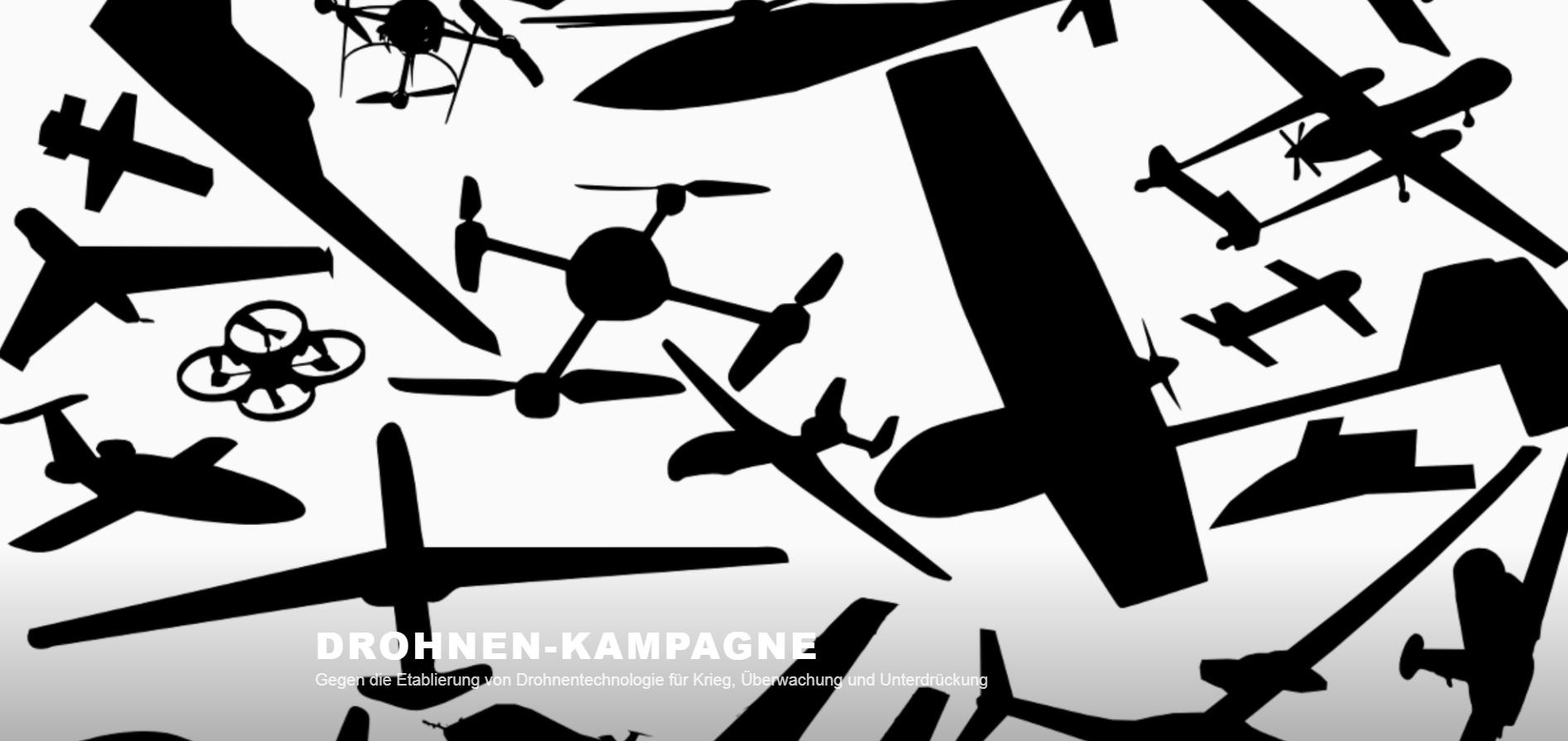 Ehemalige US Militärs warnen vor Drohnentechnologie